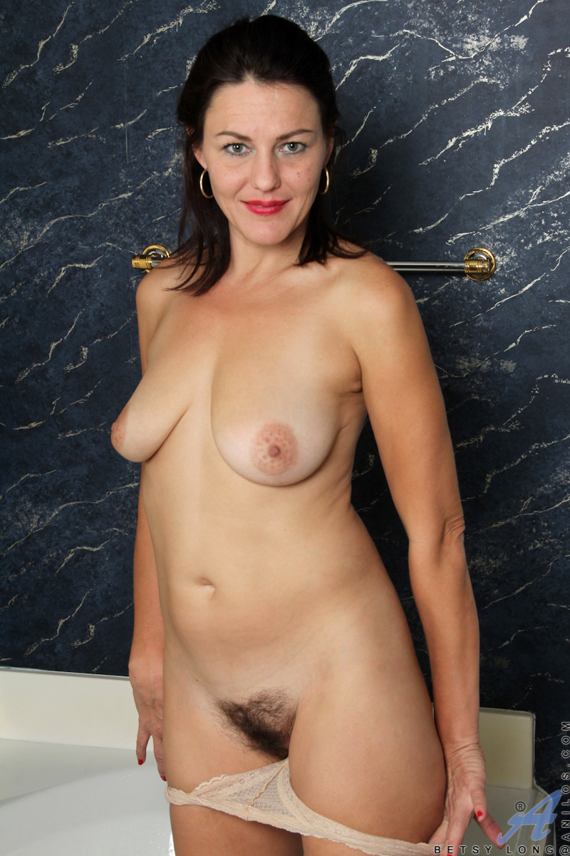 Nude two dildo wife