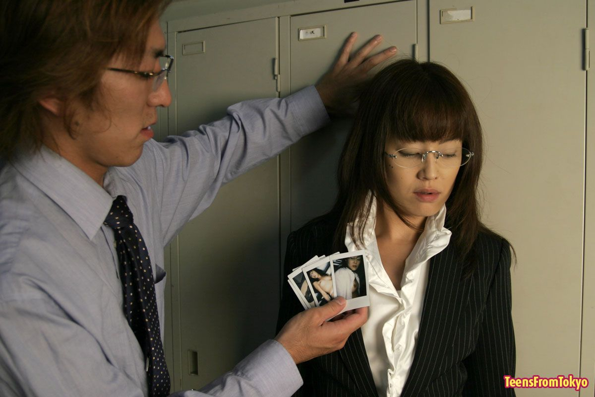 Japanese Office Lady Pantyhose