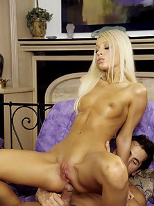 Orally Gifted Blonde Goes Balls Deep