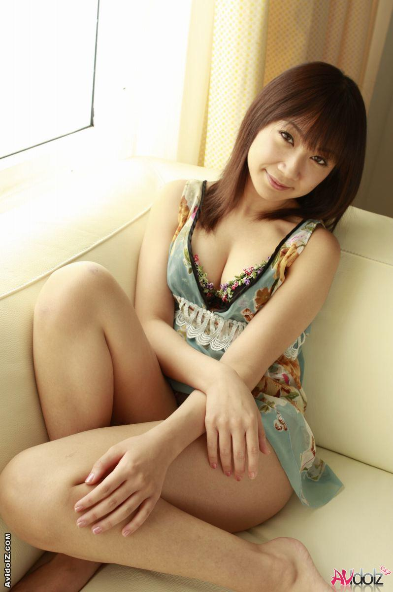 Cute Asian Girl Ryo Akanishi Gets Naked And Shows Off Her -2299