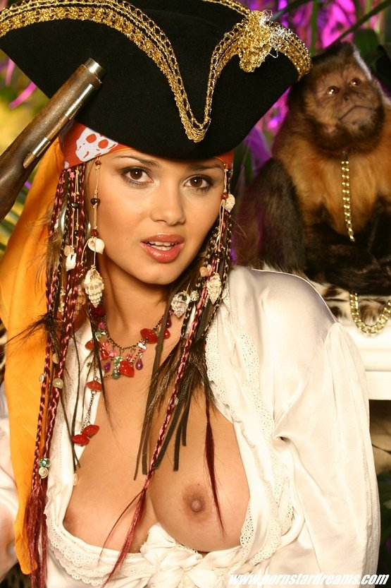 Watch Naked Russian Pirate Sings