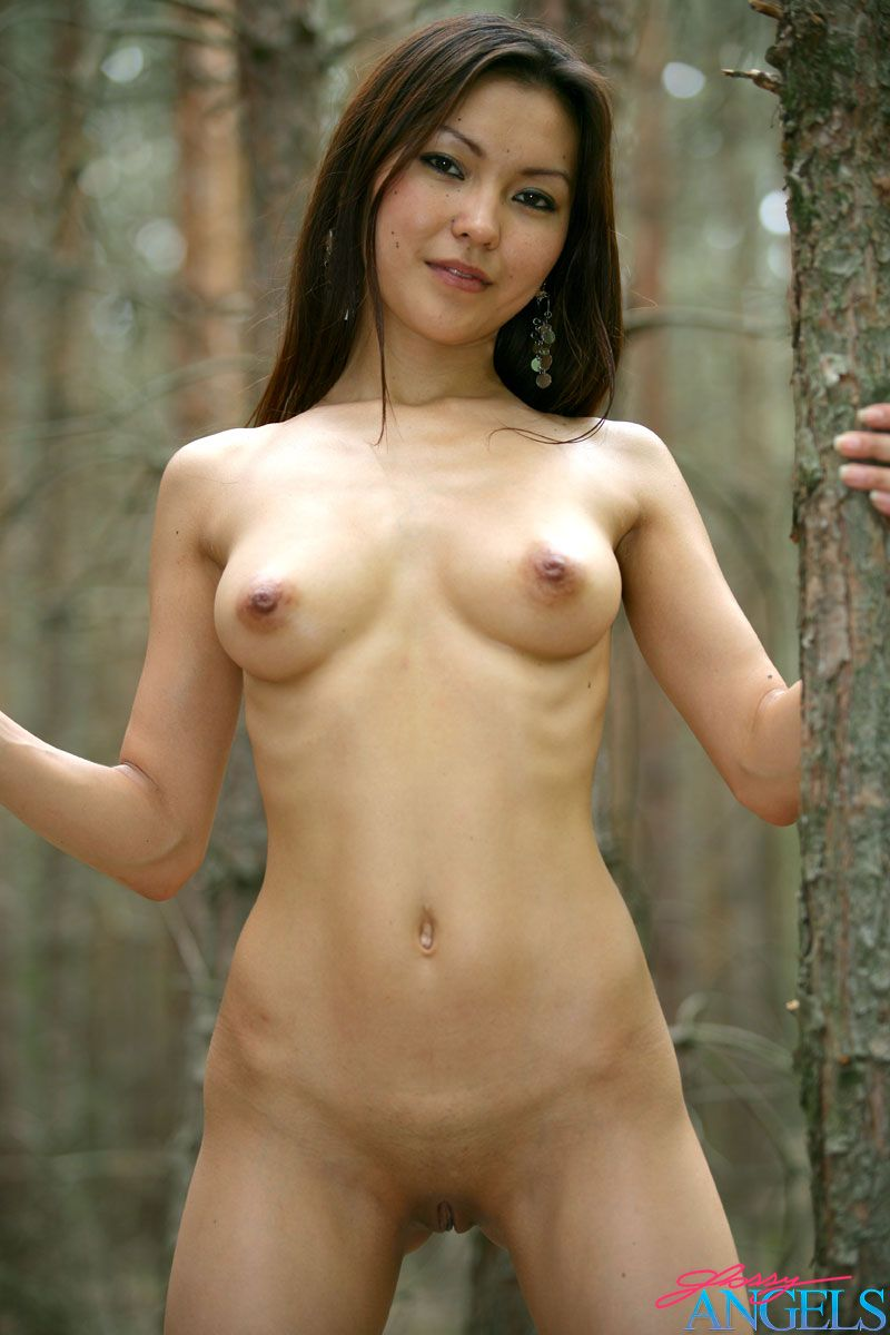 You Asian beauty nude with