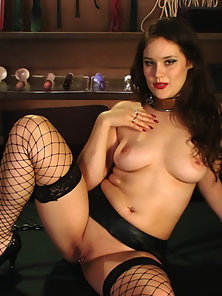 Charlotte Vale submits to your every desire.