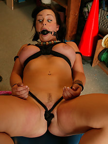 Watch this sweet teen get bound, taped, disgraced and fucked hardcore.