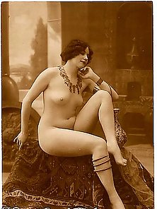 Hairy Pussy Vintage Photography Examples