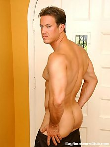 Amateur gay Jake stripping for you