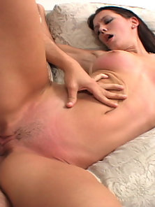 Bitchy wife showing husband what she can do
