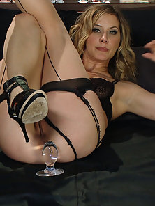 Maitresse Madeline dominated pansy boys live over the web via a streaming broadcast and chat.