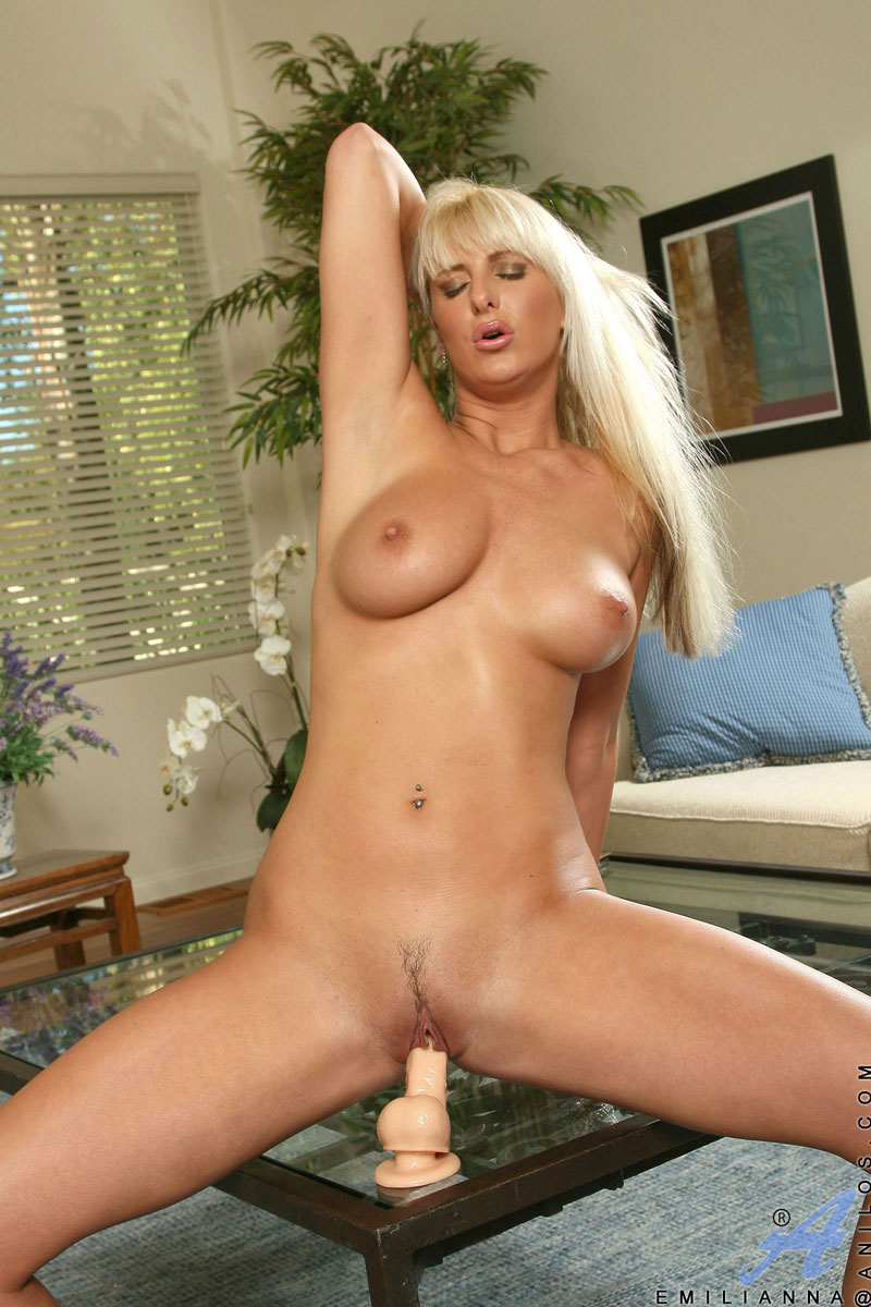 Blonde Double Ended Dildo