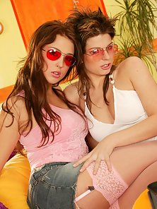 Stracy Stone Lesbians Dressed For Love