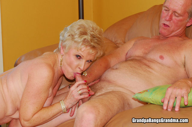 Granny movies shaved pussy