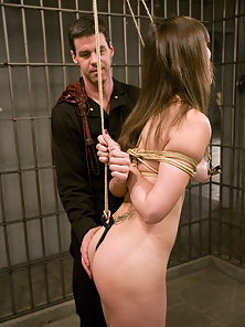 Slave Training Bobbi Star
