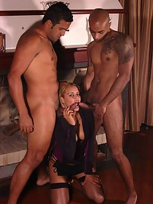 Beautiful Latina Abused In All Her Holes