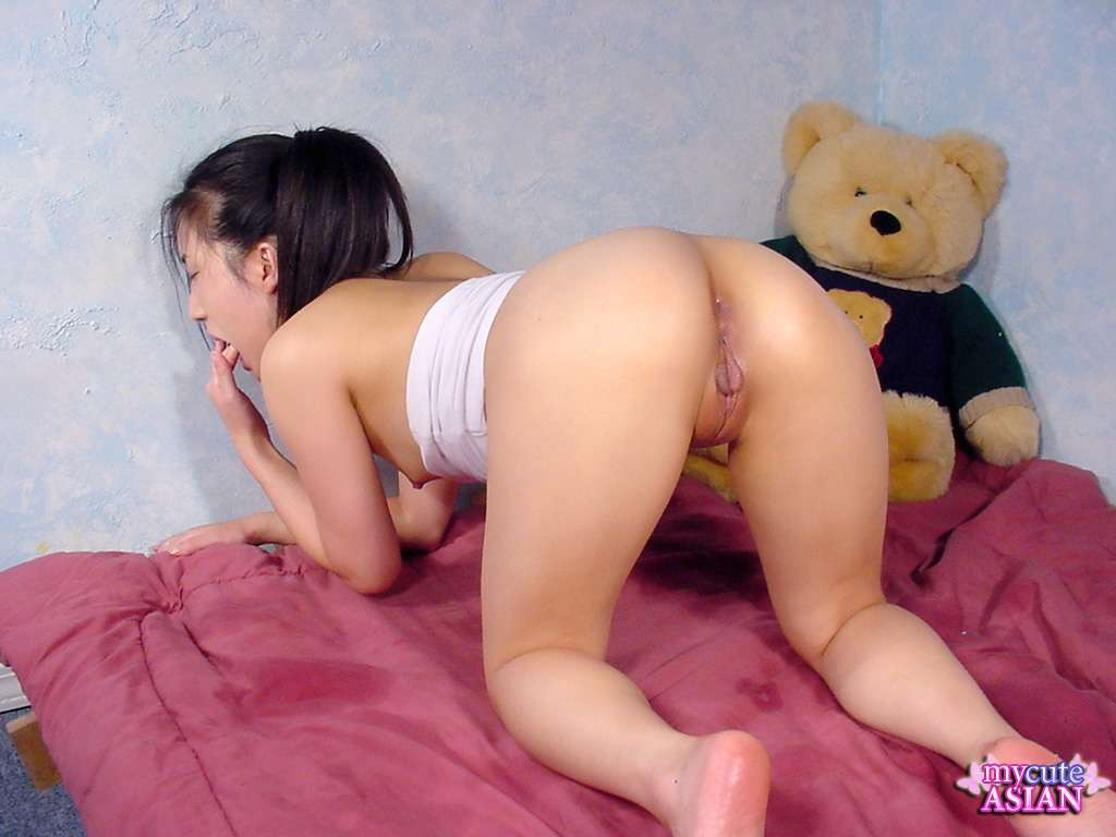 Super Tight Asian Pussy