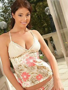 Stracy Stone Lingerie Makes Her Horny