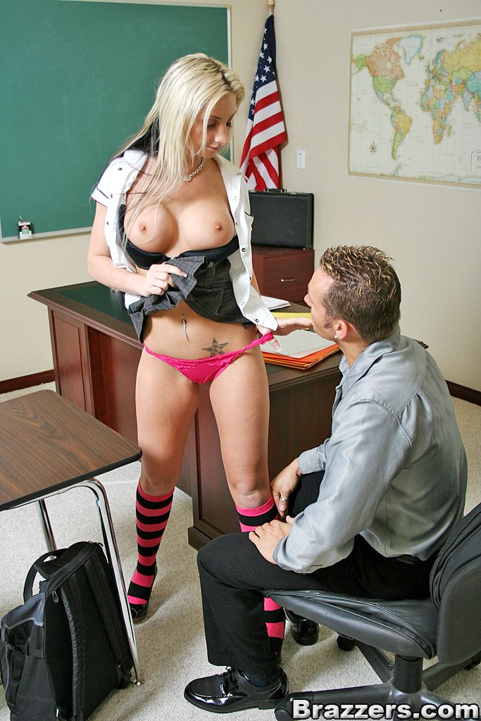 Riley Chase From Big Tits At School did