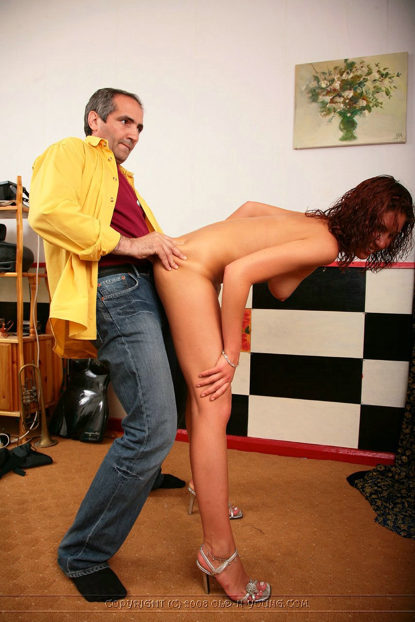 Speak the slut fucked by old man mature nude think, that