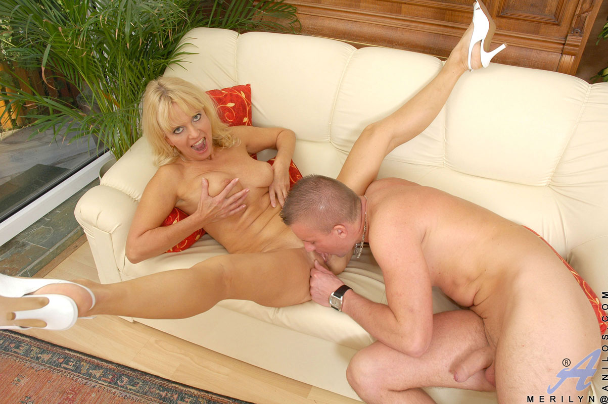 Playful milf wife