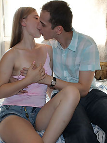 Sexual longhaired chick is pounded so well before the camera