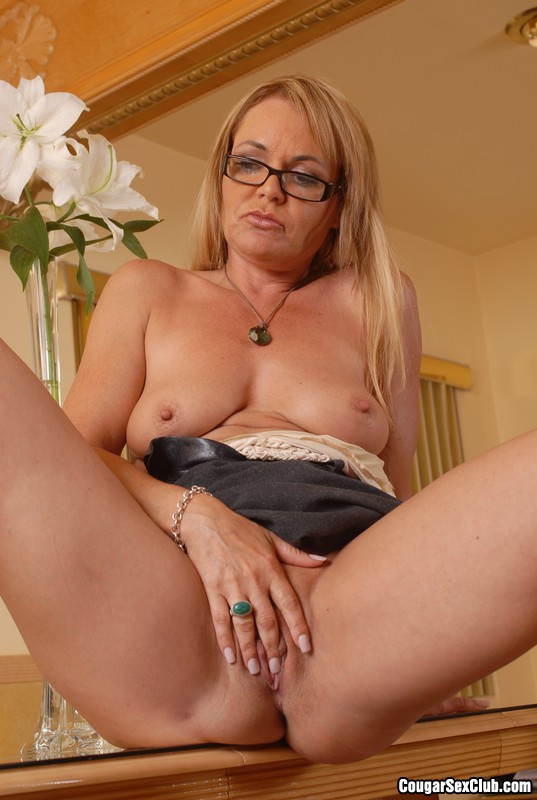 Horny cougars