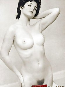 Vintage sweethearts showing cunts