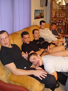 Twink give the seven lusty boys a hard deep oral penetration