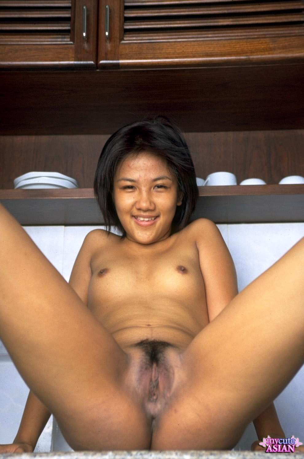Asian spreading pussies confirm