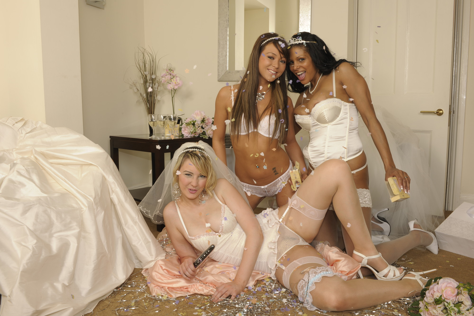 bridesmaid porn