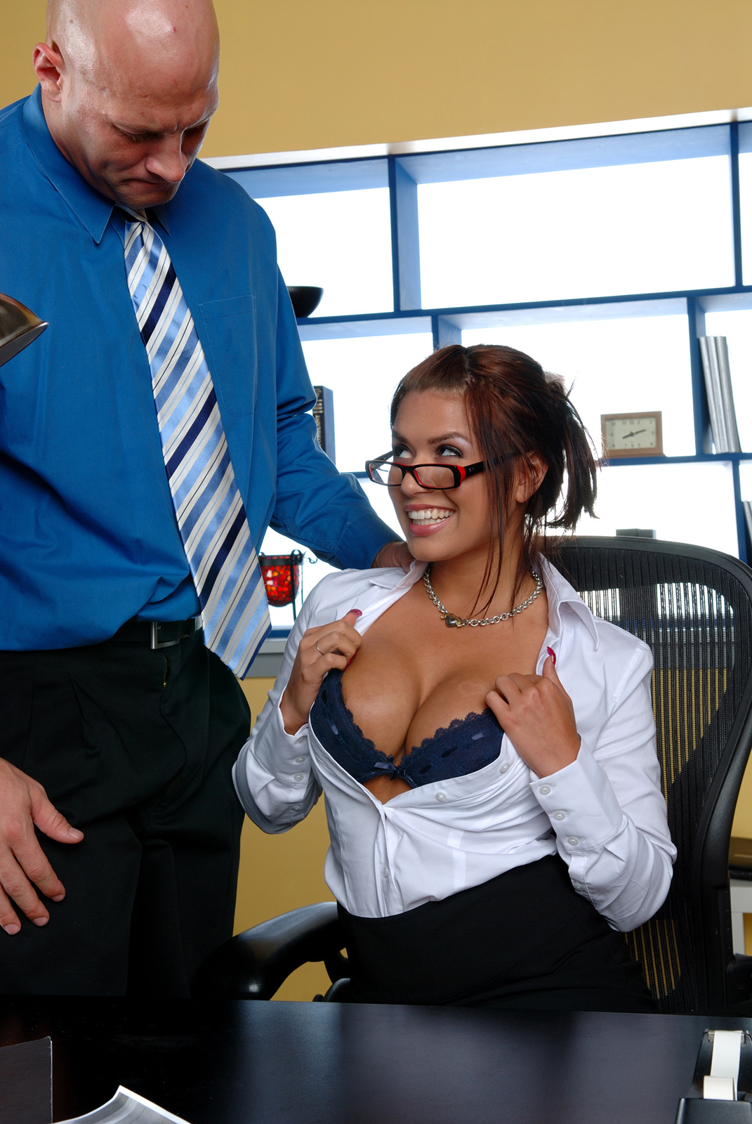 Eva Angelina naughty fucking in the office - Mobile Porn ...