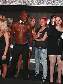 Crazy party chicks nailed by guys