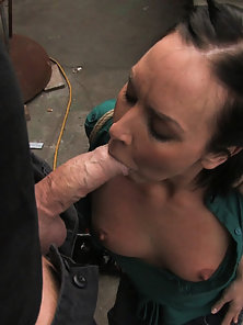 Julie Night - Fucked in the Junkyard