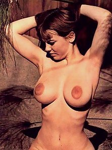 Big boobed Michelle Angelo showing her fine natural goods