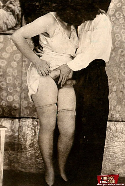 Real Vintage Hardcore Couples Are Fucking In The Forties