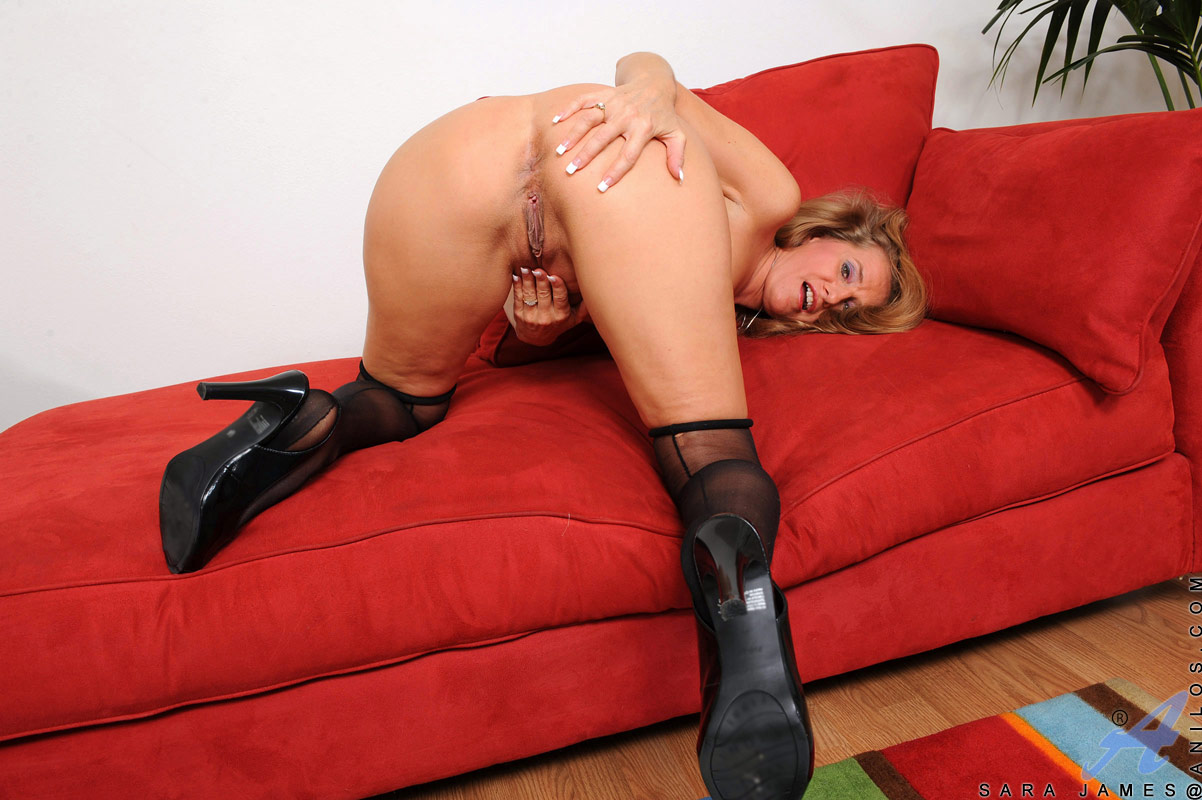 Think only! blonde mature fucking black mine very
