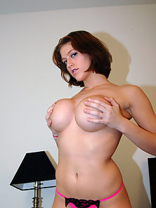 Busty Eve fucking in many positions