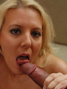 Studs support blond in her first ever anal penetration.