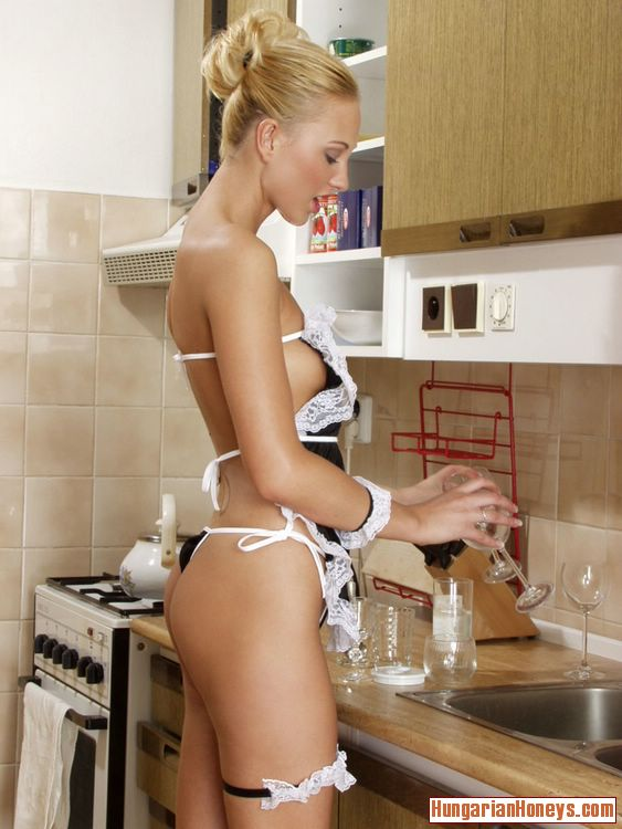 Maid hot porn