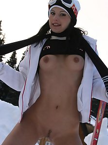 Ice Cold Teen Tits