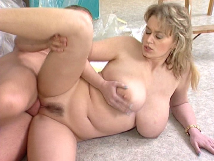 Huge breasts and tits anal fist