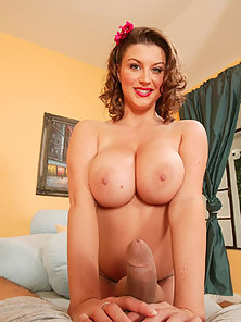 Sara Stone gets her tities creamed