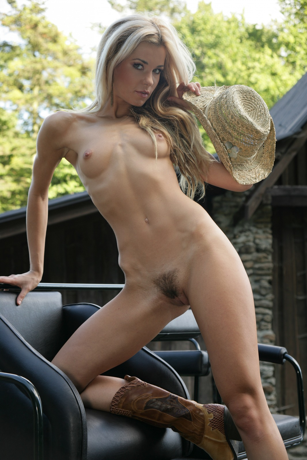 Sexy western girls naked