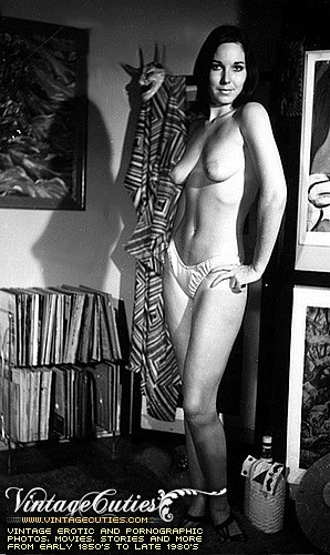 Opinion Vintage nude photography