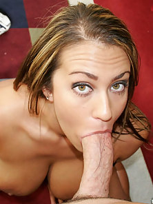 Trina Michaels Loves A Hard Cock