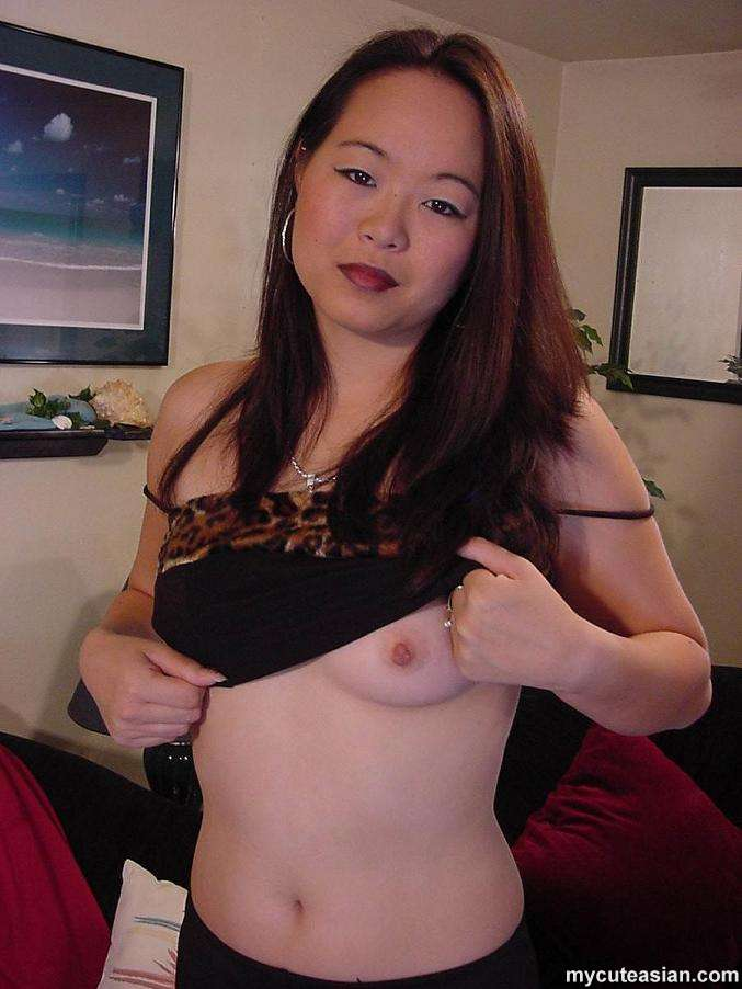 Black lingerie korean nude