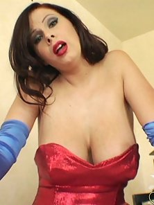 Gianna sucks and fucks your cock pov style