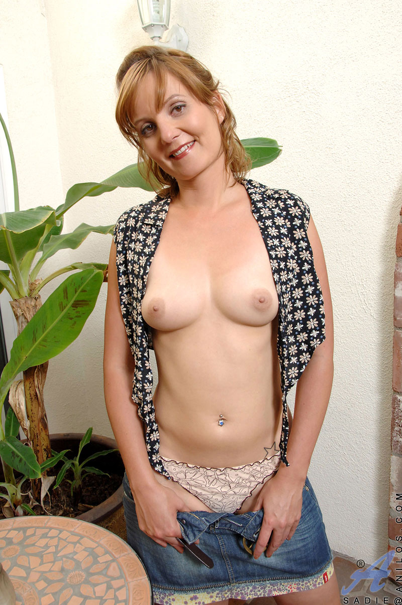 Mature breasts