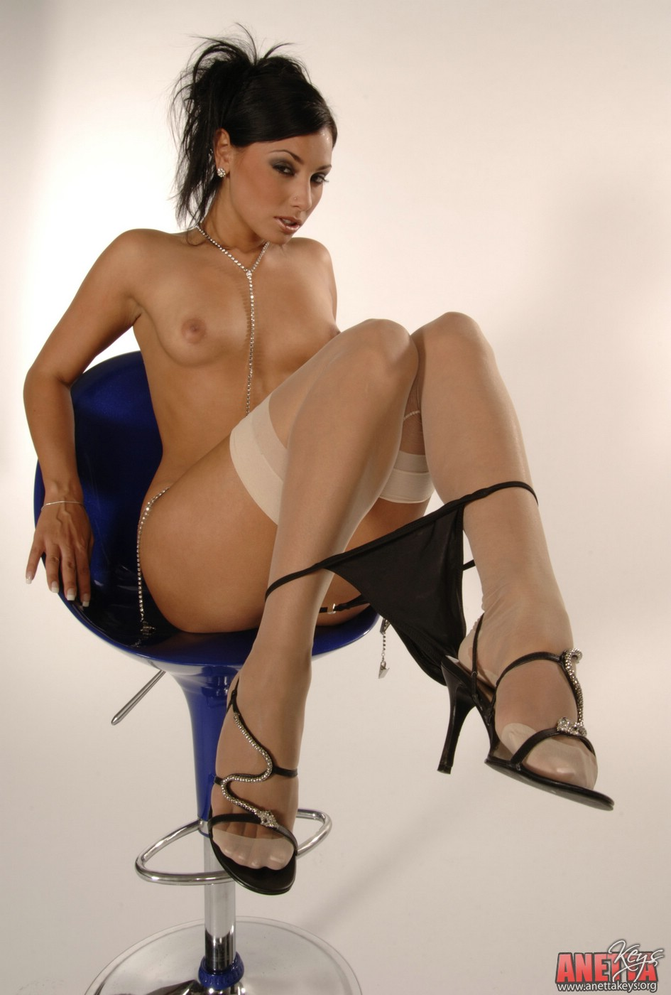 Sheer stockings shemale movies
