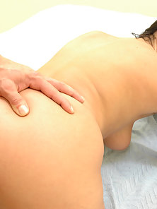 Getting wet and wild with a hot horny squirter.