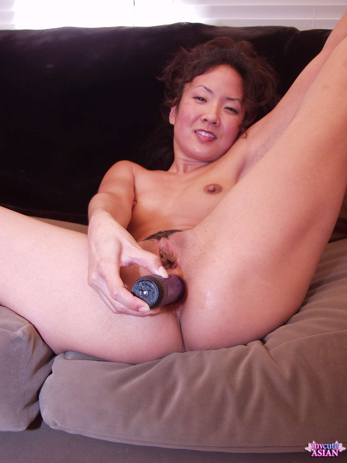 Tight asian milf