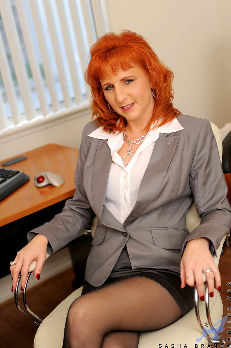 Likely. hot redhead dildo woman